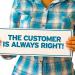 Kunden har alltid rätt – så dumt!!!